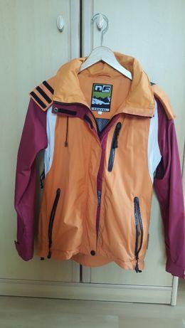 Jesienna damska kurtka przeciwdeszczowa North Finder