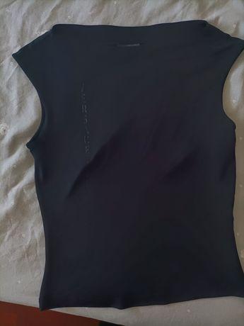 Blusa manga cava Versace Tam s