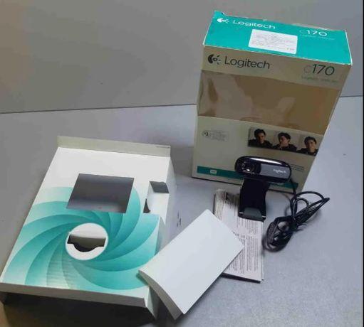 Веб камера Lоgitech WebCam C170