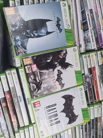 Batman PL  Xbox360 Stan idealny
