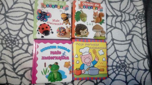 Książki dla dzieci jak nowe obrazki dla maluchów