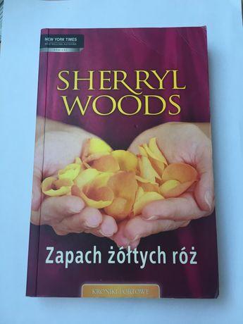 KSIĄŻKA Zapach żółtych róż Sherryl Woods