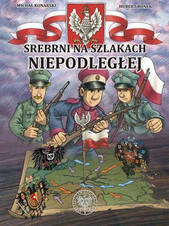 Srebrni na szlakach Niepodległej komiks w Świat Patrioty