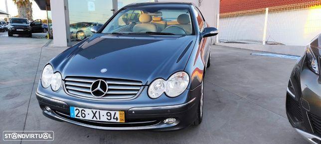 Mercedes-Benz CLK 240