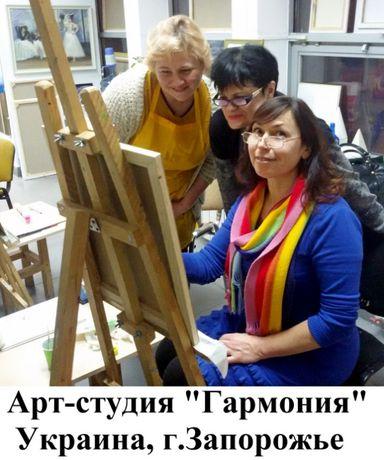 Подготовительные курсы - уроки рисунка и живописи