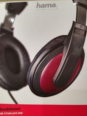 Słuchawki Hama - nowe