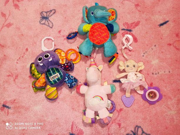 LAMAZE Zawieszka do wózka, łóżeczka, pozytywka, zabawki dla dziecka