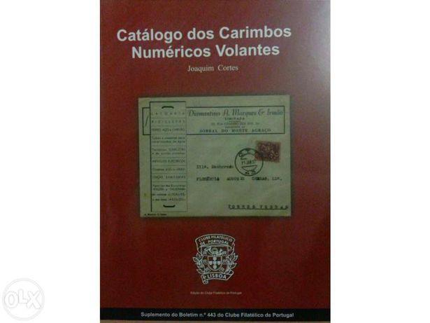 Catálogo dos carimbos e numéricos volantes - Clube Filatélico de Portu