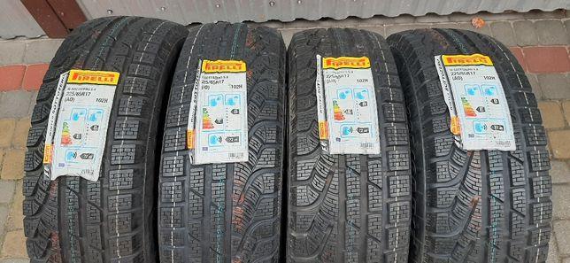 Рзина зима НОВА Pirelli 225/65 R17 Sottozero winter 210 serie II