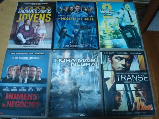 lote 41 dvds originais alguns recentes