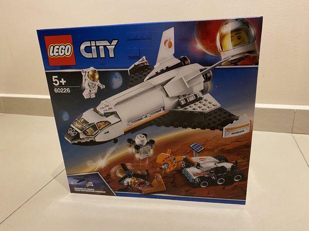 LEGO CITY 60226 NOWE Wyprawa badawcza na Marsa