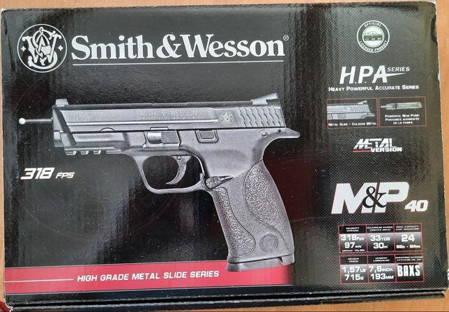 Cybergun Smith & Wesson M&P40 pistolet ASG - Promo!!!