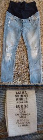 Ubrania ciążowe rozmiar 36 / S, H&M, Bon Prix, Torelle