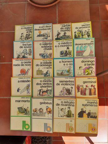 Livros de Bolso Europa-América e Livros RTP