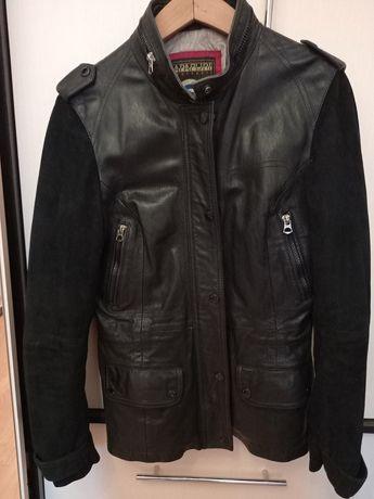 Женская кожаная куртка Napapijri