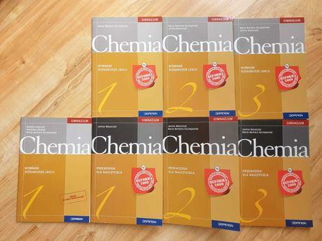 Pomoce dla nauczyciela Operon Chemia