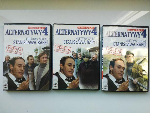Kolekcja filmów DVD Alternatywy 4