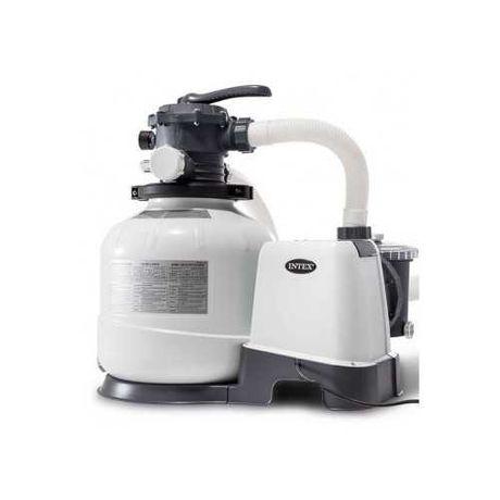 Intex 26680, песочный-насос хлоргенератор 8000 л/ч, 11 г/ч