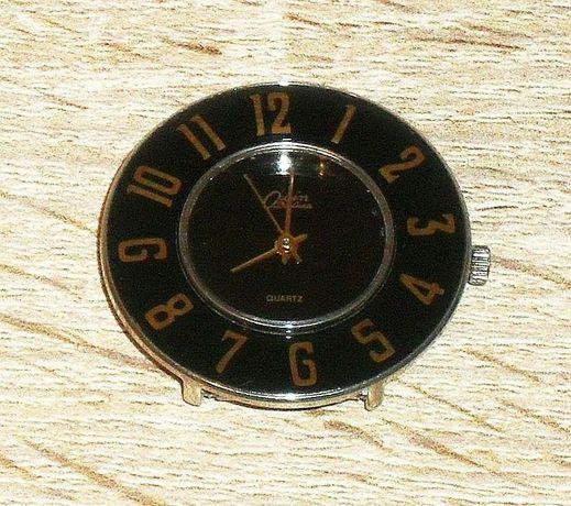 Zegarek naręczny damski QUARTZ Osin De Luxe czarny