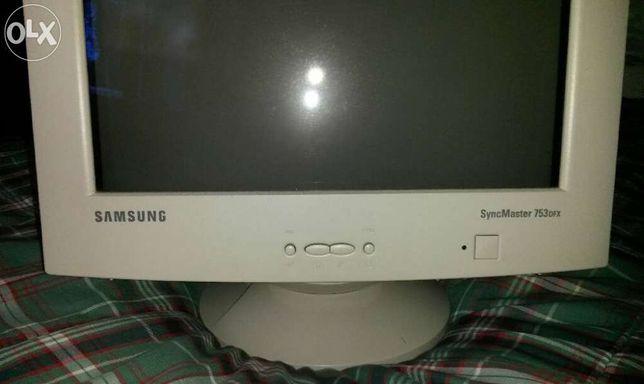 Samsung Monitor para computador 17 ecrã plano