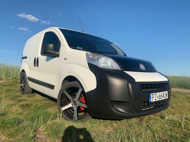 Fiat fiorino 1.3 multijet 2010r bardzo ladny