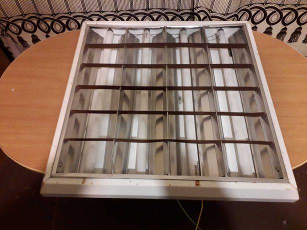 Светильники потолочные Армстронг 60*60 6шт. Олх доставка бесплатна.