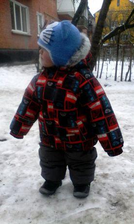 Зимний комбинезон комплект Lenne
