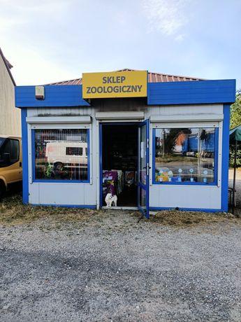 Sprzedam firmę! Sklep zoologiczny!