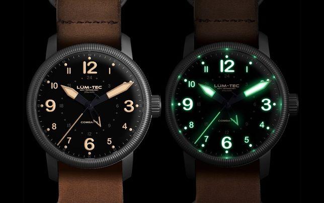 Тактические(полевые) часы Lum-tec (USA) Combat B33 GMT