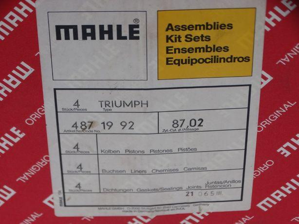 Triumph 2187cc Tr2-3 Mahle MLE-487199