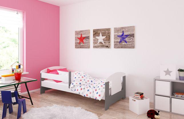Łóżko mateusz bez szuflady 140x80,160x80 (różne kolory)