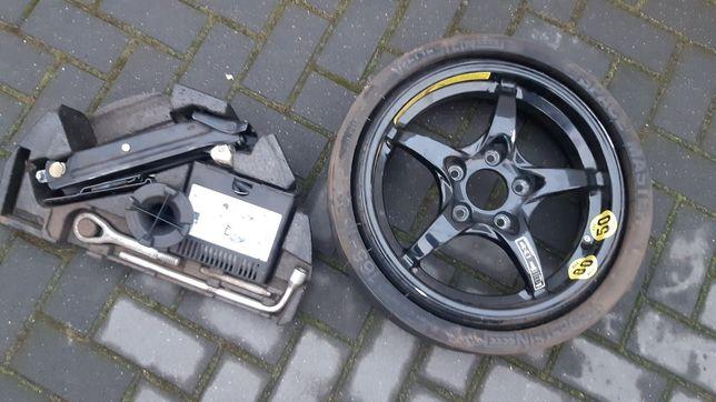 Koło zapasowe dojazdowe Mercedes C klasa W203 sport