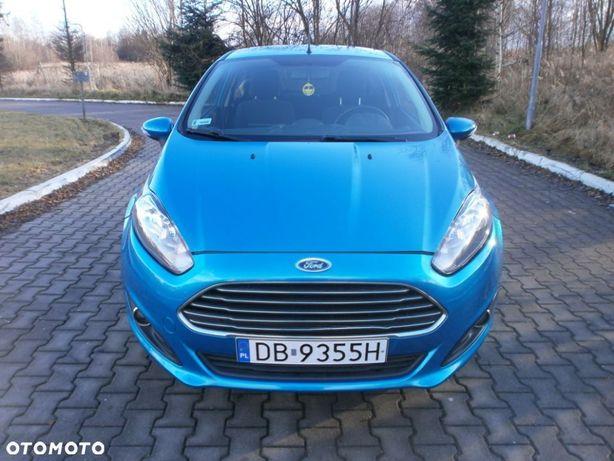 Ford Fiesta Ford Fiest 1.25 Benzyna Lift Klimatyzacja
