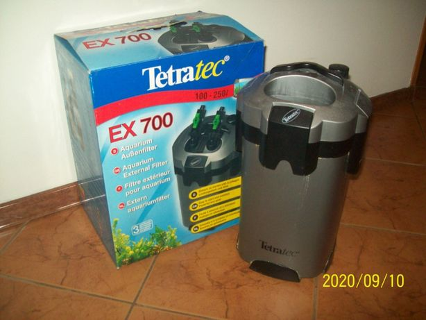 Filtr Pompa Fultrująca TETRA TEC EX700