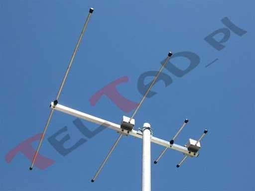 Antena MUX 8 VHF