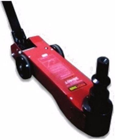 Macaco óleo pneumático KROFTOOLS 20/40 TON e elevação até 310 mm