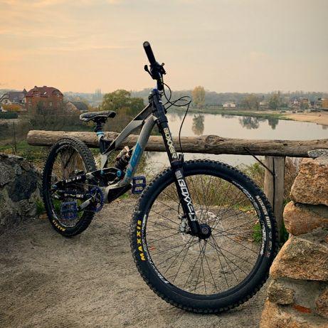 Рама YT Tues (mtb,downhill,freeride,fr,dirt,двухподвес,scott,trek,demo