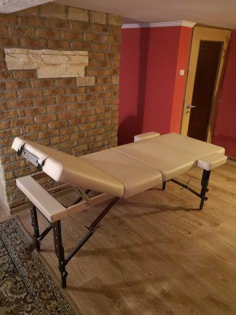 Łóżko do przedłużania rzęs, fizjoterapii