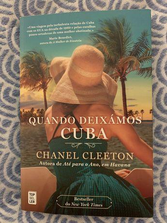 Quando deixamos Cuba -Chanel Cleeton