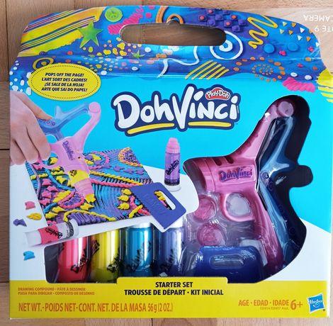Zestaw PlayDoh DohVinci NOWY