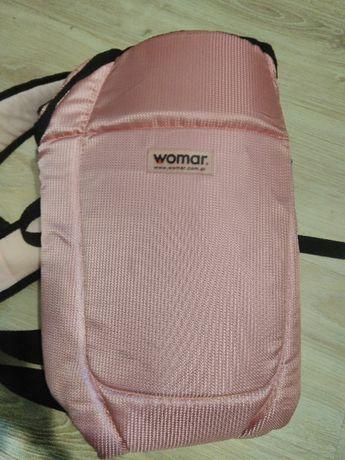 Nosidełko firmy Womar, różowe