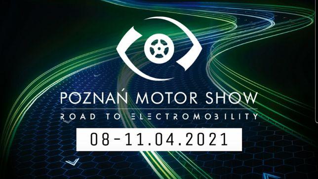 Bilet na Poznań Motor Show 2021