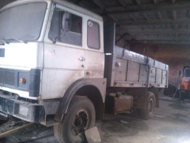 продам МАЗ 5337 бортовий