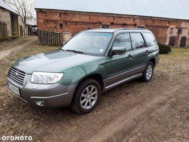 Subaru Forester benzyna + gaz, automat, zarejestrowany