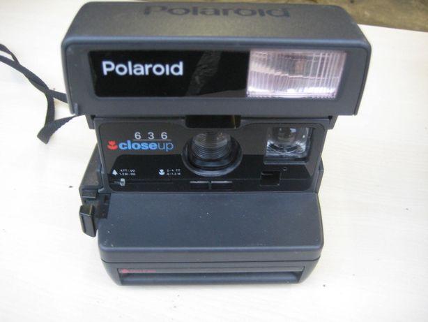 Polaroid Close Up stan idealny.