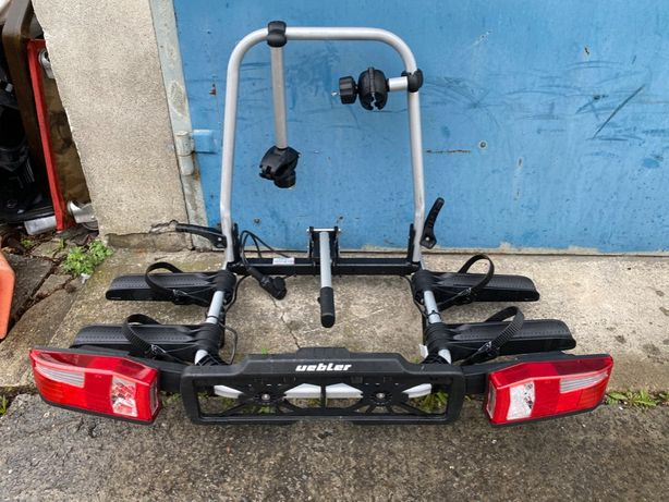 Uebler F22 bagażnik na 2 rowery platforma na hak