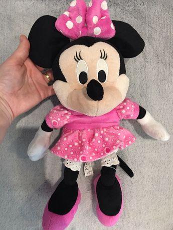 Myszka Minnie pluszowa, śmieje się, kicha Disney