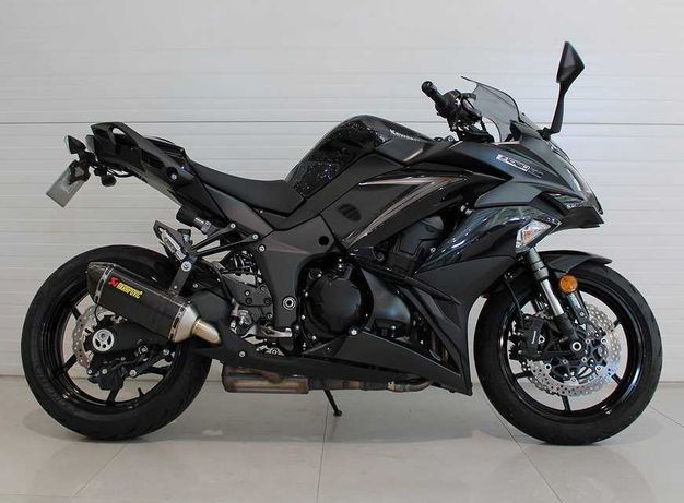 Kawasaki Ninja Z1000SX
