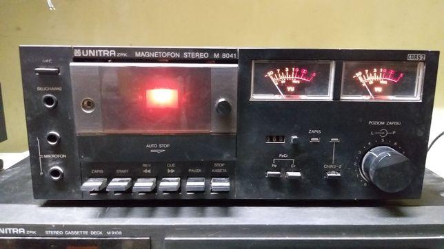 Unitra Magnetofon Deck M8041