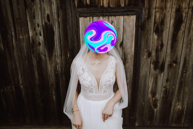 Suknia ślubna Elizabeth Passion 4460T rozmiar 38/40